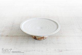 古谷浩一|鉄散コンポート皿18cm