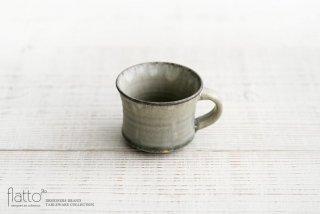 市野耕|彩色灰釉マグカップ