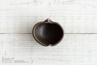 古谷浩一|錆釉 りんご鉢ミニ