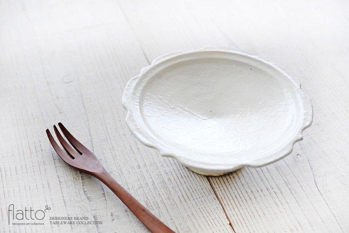 古谷浩一|鉄散 彫刻コンポート皿18cm-02
