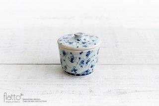 石井桃子|花唐草 蓋物II