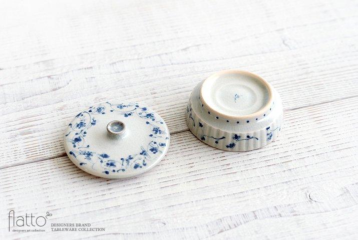 石井桃子|花唐草 蓋物III-04