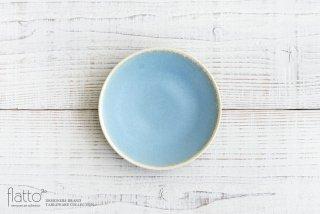 トキノハ|calm 15cmプレート(ライトブルー)