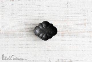 安福由美子|錆木瓜深豆皿