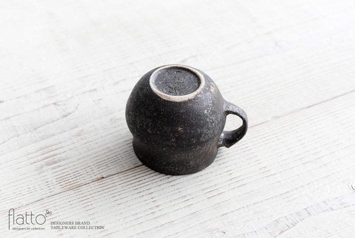 安福由美子|錆マグカップ-04