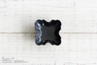 安福由美子|黒F深小鉢