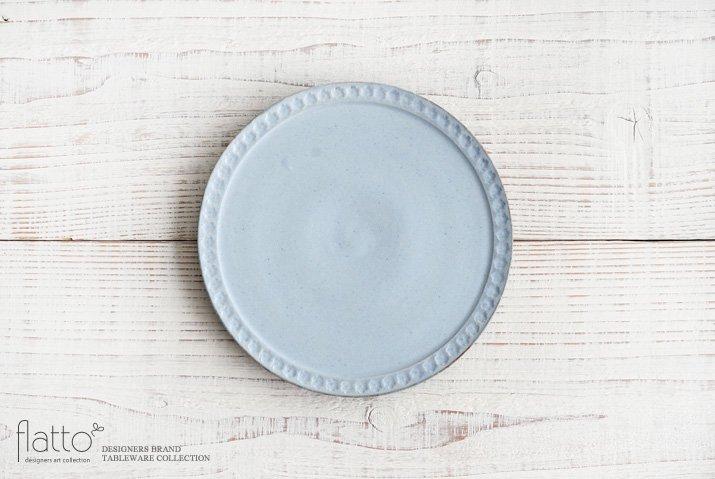 武曽健一|印花6寸皿(灰)