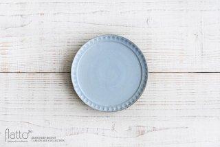 武曽健一|印花5寸皿(灰)