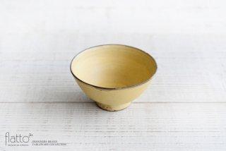 武曽健一|飯碗(黄)