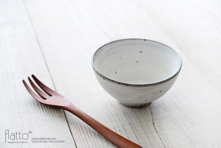武曽健一|飯碗(白)-02