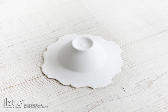 木下和美|白磁輪花ボウル-yomo-(M)-04