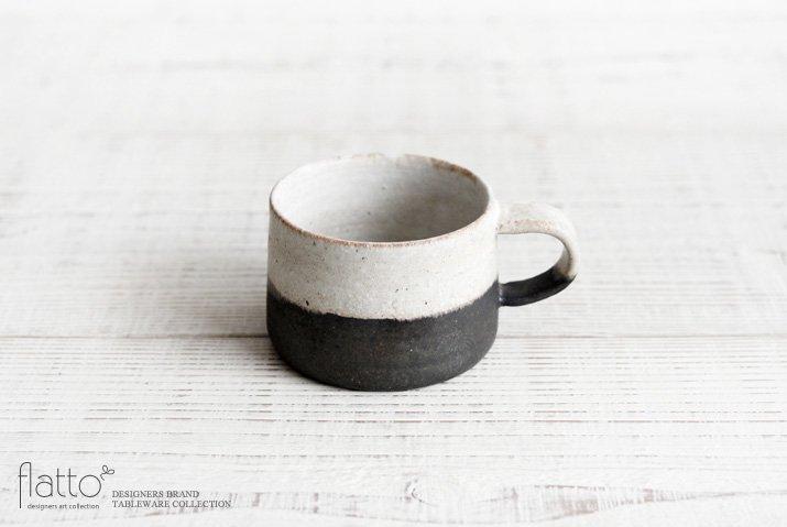 加藤裕章|澱彩釉ツートンマグカップ