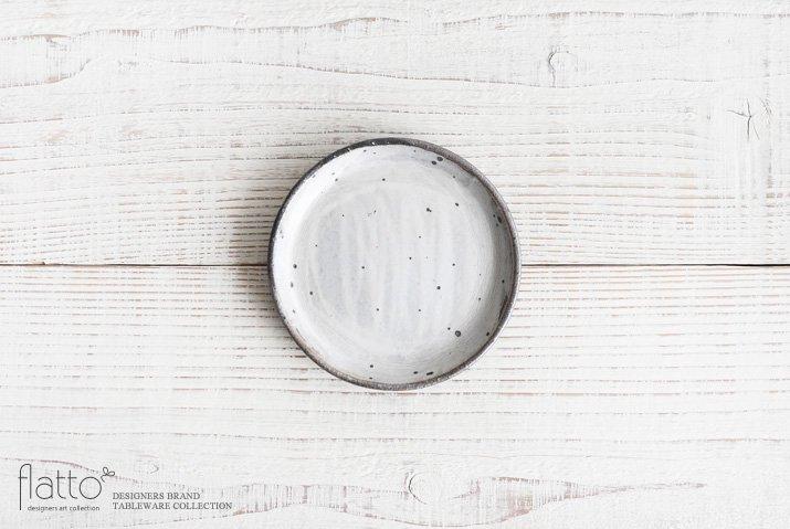 奥田章 ケーキ皿12cm(ひび)