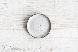 奥田章|ケーキ皿12cm(ひび)