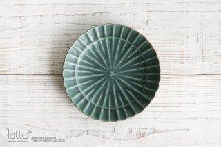水野幸一|織部 モール鉢