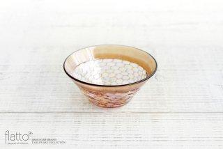 吉村桂子|イロアミ小鉢(Br)