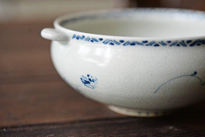 石井桃子|スープカップ(花柄)-02
