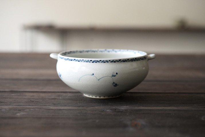 石井桃子|スープカップ(花柄)-03