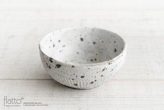 加藤祥孝|グレー粉引 めん鉢