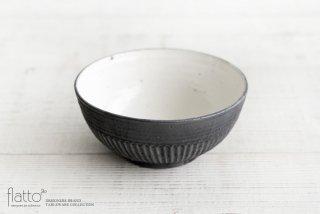 加藤祥孝|粉引/鉄釉 めん鉢|和食器