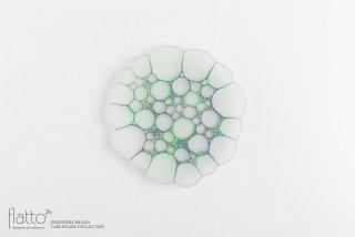 吉村桂子|イロアミプレート(陽だまり花皿 18cm)