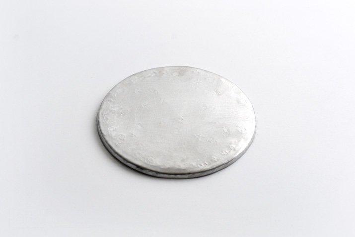永島義教|丸小皿12cm(ステンレス)-03