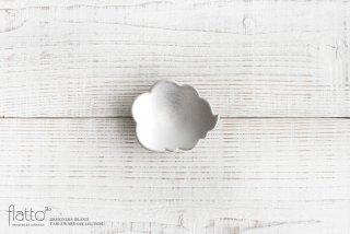 東一仁|シルバー ウンリュウ豆皿