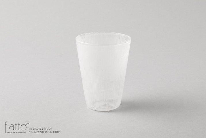 金津沙矢香|風景のドローイング ロンググラス(あめ)