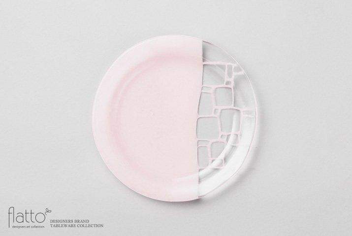 サブロウ リム皿(22b・さくら)