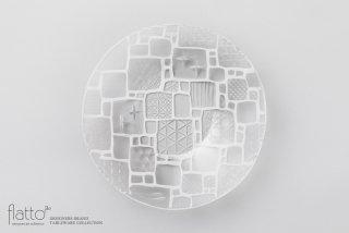 サブロウ|丸鉢(大a・Vカット・白)