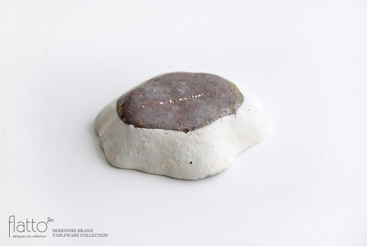村上直子|shiro moegi 花オーバル豆皿-04