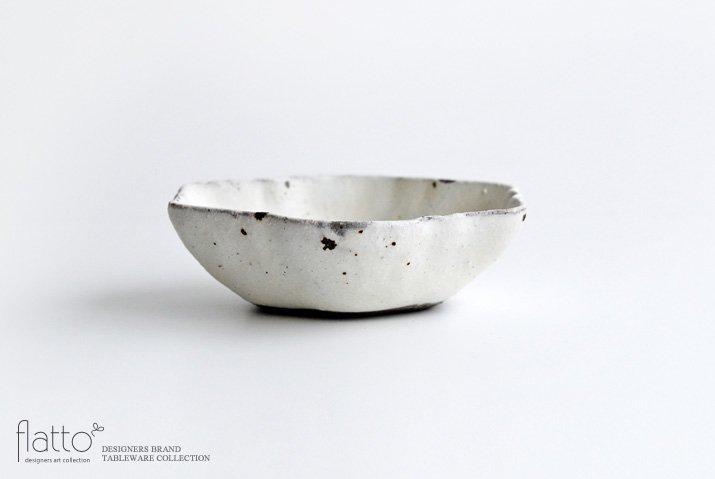 村上直子|shiro moegi 花オーバル鉢-03