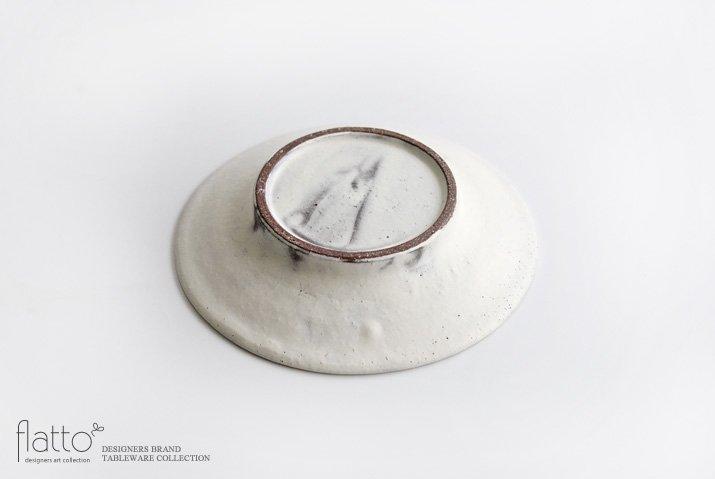 器のしごと shiro moegi アンティークな中皿-04