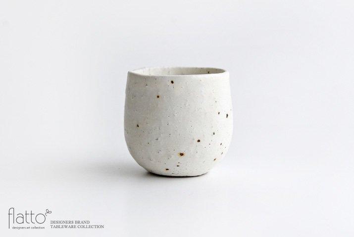 村上直子 shiro moegi うずらカップ