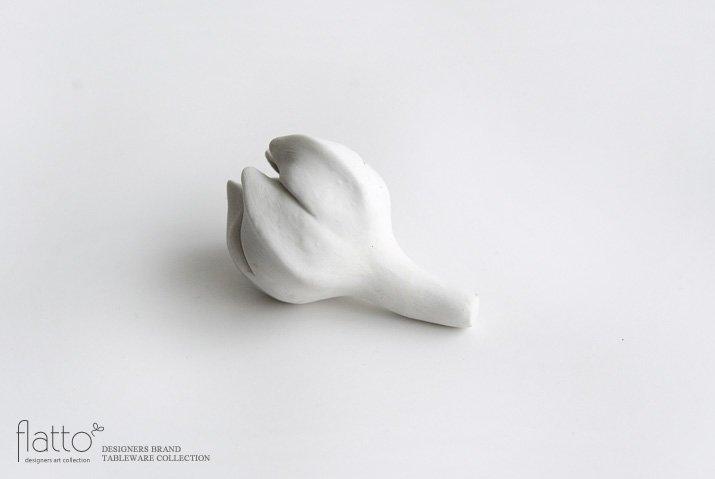 村上直子|ほおずきのはしおき(磁器)-04