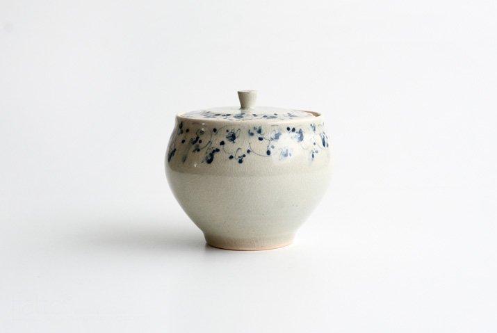 石井桃子|花唐草 シュガーポット
