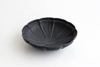 器のしごと|黒錆 はなび鉢