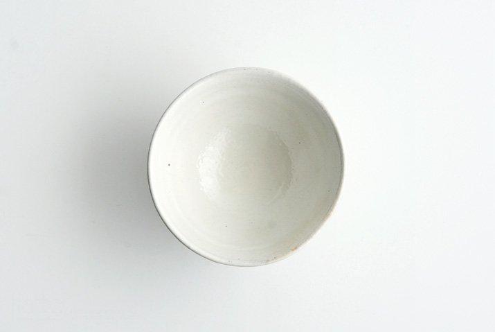 古谷浩一 鉄散リーフ めし碗(大)-04