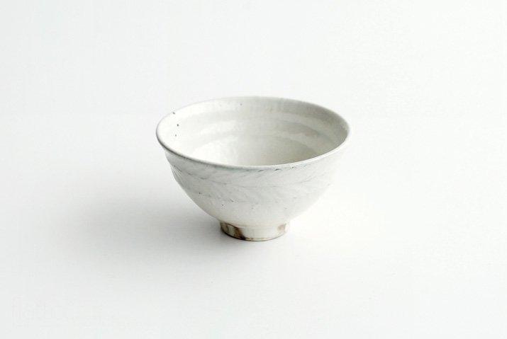 古谷浩一 鉄散リーフ めし碗(中)-03