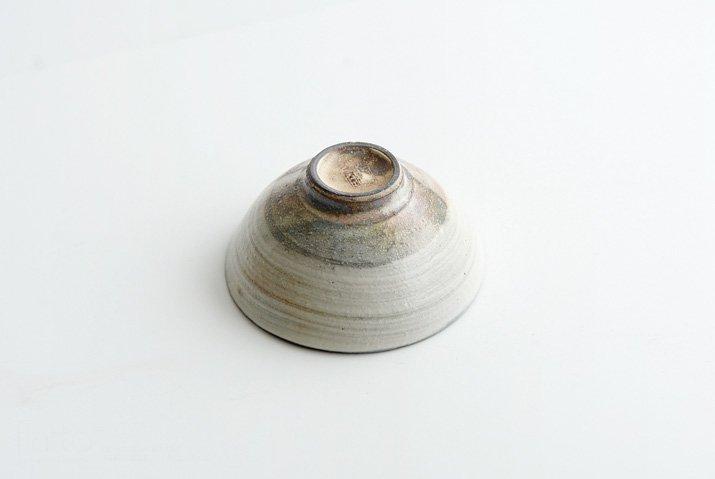 古谷浩一 荒鉄線 めし碗(小・内刷毛)-05