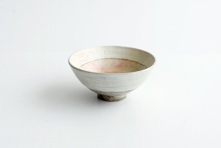 古谷浩一 荒鉄線 めし碗(小・外刷毛)-03