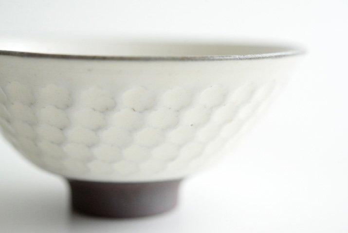 武曽健一|印花飯碗(白)-02