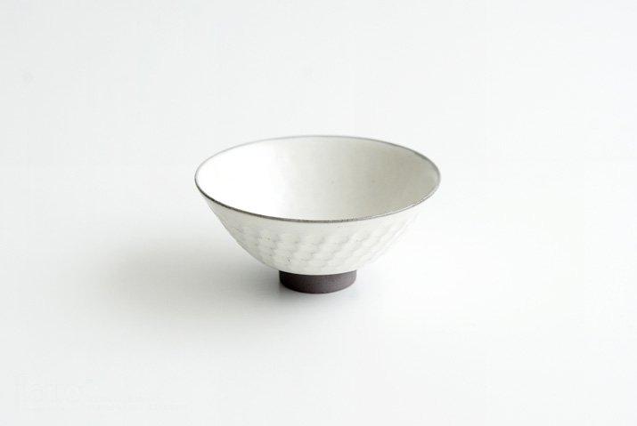 武曽健一|印花飯碗(白)-03