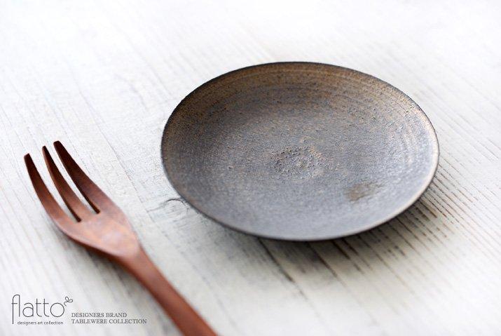 水野幸一|銅彩釉 小皿-02