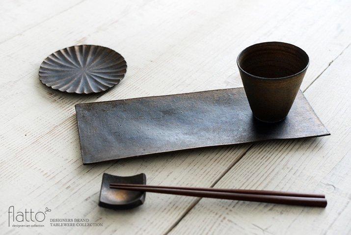 銅彩釉 カップM 作家「水野幸一」-04