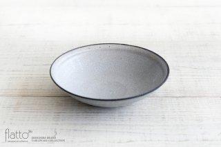 水野幸一|墨貫入 平鉢