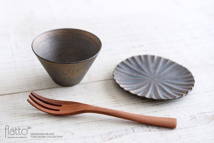 水野幸一|銅彩釉 フリーボール(小)-04