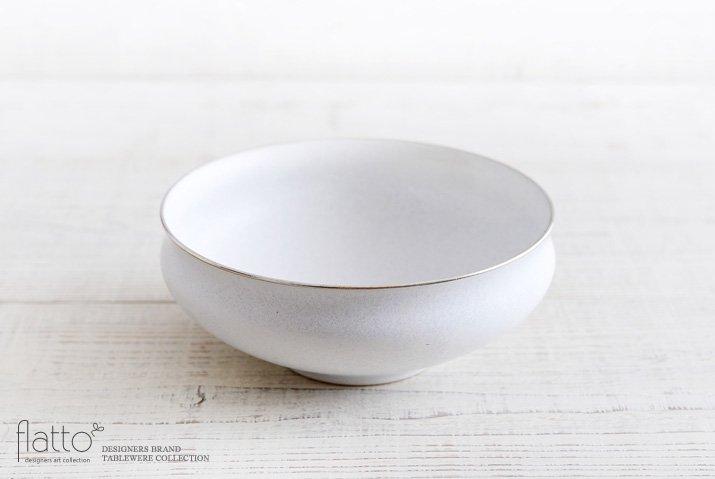 東一仁|Titan(チタン)銀彩 6寸深鉢