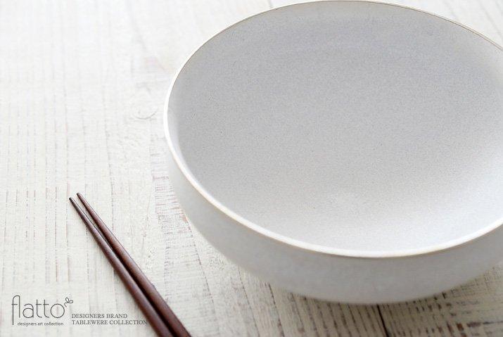 東一仁|Titan(チタン)銀彩 6寸深鉢-02