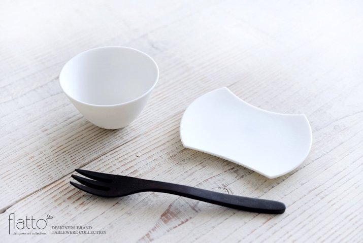 白磁豆皿 作家「東一仁」-04